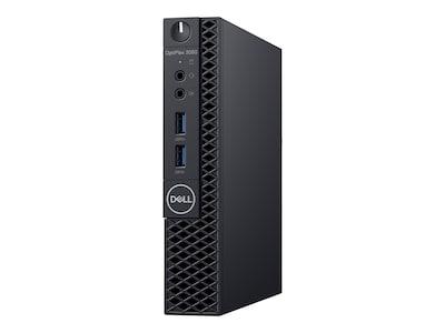 Dell OptiPlex 3060 2.1GHz Core i5 8GB RAM 500GB hard drive, 153X3, 35694399, Desktops