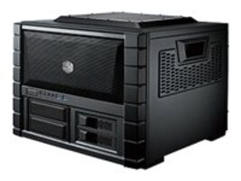 Cooler Master Chassis, HAF XB EVO Mini-ITX mATX ATX 4x3.5 Bays 2x5.25 Bays 7xSlots, Black, RC-902XB-KKN2, 16305360, Cases - Systems/Servers