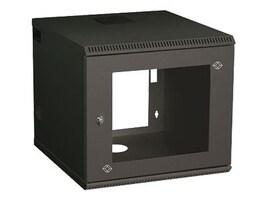 Black Box Select Wallmount Cabinet 10U, RM2413A, 5737036, Racks & Cabinets