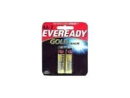 Energizer Eveready Gold Alkaline AA Value Pack (2-pack), A91BP-2, 9627889, Batteries - Other