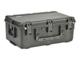 Samsonite 3I Series Injection Molded Mil-Standard Waterproof Utility Case w  Wheels, 3I-2918-10BE, 16952541, Carrying Cases - Other