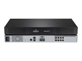 Avocent 1x8 Cat5 Analog KVM Switch, US, AV2108-001, 24989095, KVM Switches