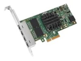 Lenovo Intel I350-T4 4-Port Ethernet Expansion Card, 4XC0R41416, 36228082, Network Adapters & NICs