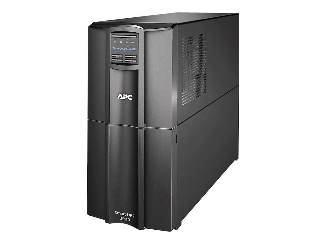 APC Smart-UPS 3000VA LCD Tower 120V w SmartConnect