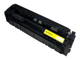 Ereplacements CF402X Yellow Toner Cartridge for HP, CF402X-ER, 32664055, Toner and Imaging Components