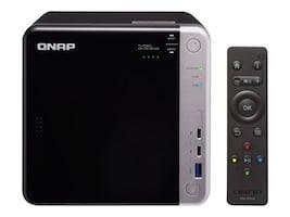 Qnap 4-Bay Thunderbolt 3 Celeron Apollo Lake Quad Core CPU NAS, TS-453BT3-8G-US, 34723021, Network Attached Storage