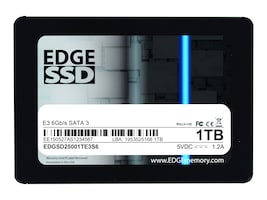 Edge 1TB E3 SATA 6Gb s 2.5 7mm Internal Solid State Drive, PE246631, 22523380, Solid State Drives - Internal