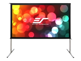 Elite Screens OMS135H2-DUAL Main Image from Front