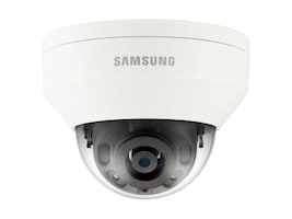 Samsung 4MP Vandal-Resistant Network IR Dome Camera with 6mm Lens, QNV-7030R, 32387238, Cameras - Security