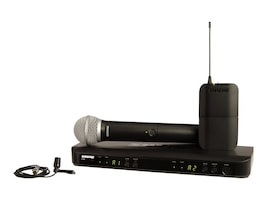 Shure Dual Receiver Mic System, DUAL RECEIVER MIC SYSTEM, 34507918, Microphones & Accessories