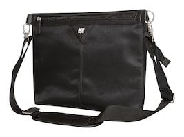 Mobile Edge 13 Slimline Tablet Chromebook Ultrabook Folding Tote, Black, MEUTT1, 35401761, Carrying Cases - Notebook