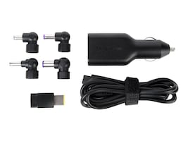 Targus Laptop Car Charger 90W DC, APD33US, 31910648, Automobile/Airline Power Adapters