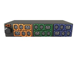 Geist Upgradeable Basic PDU 16 20A, 230 400V, UI10002, 17610981, Power Distribution Units