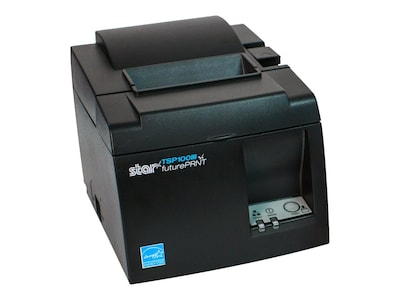 Star Micronics TSP100III Thermal DEV & MFI USB Printer w  Autocutter, USB Cable & Power Supply, 39472310, 34097841, Printers - POS Receipt