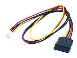 Bytecc 20 SATA to 4 Pins Cable, SATA-FDD-20, 11583715, Cables