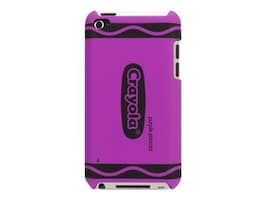Griffin Crayola Classics Purple Crayon for iPod Touch 4G, GB03442, 13815170, Pens & Styluses