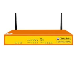Check Point Software CHECK POINT SAFE@OFFICE 1000N SERIES WIR, CPSB-1000NW-25-WORLD, 35642572, Network Firewall/VPN - Hardware