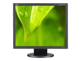 NEC 19 AS193I-BK LED-LCD Monitor, Black, AS193I-BK, 16092501, Monitors