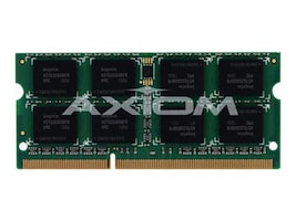 Axiom 8GB PC3-8500 204-pin DDR3 SDRAM SODIMM Kit for Select iMac, MacBook Pro Models, MC016G/A-AX, 10050423, Memory