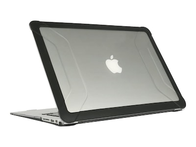 Max Cases Extreme Shell for 13 MacBook Air Gen 2, Black, AP-ES2-MBA-13-BLK, 34935533, Carrying Cases - Notebook