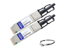 ACP-EP Memory JNP-QSFP-DAC-2M-AO Main Image from Front