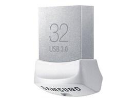 Samsung 32GB USB 3.0 FIT Flash Drive, MUF-32BB/AM, 30855923, Flash Drives