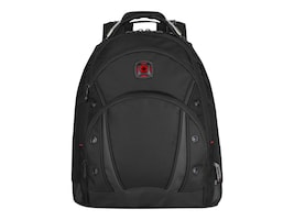 Wenger SYNERGY BALLISTIC 16IN BACKPACKCASEFITS UP TO A 16 LAPTOP BLACK, 605074, 36729240, Carrying Cases - Other