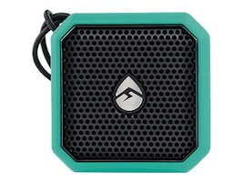 Grace Digital Audio EcoPebble BT Waterproof Speaker - Green, GDI-EXPLT505, 32112761, Speakers - Audio