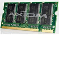 Axiom 128MB PC2100 266MHz DDR SDRAM SODIMM for Select Toughbook and VAIO Models, CF-WMBA20128-AX, 6615559, Memory