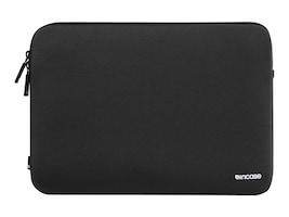 Incipio Incase 15 Ariaprene Classic Sleeve for MacBook Pro, Black, INMB10073-BLK, 34040537, Carrying Cases - Other
