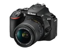 Nikon D5600 DSLR Camera with 18-55mm and 70-300mm Lenses, 1580, 34238447, Cameras - Digital