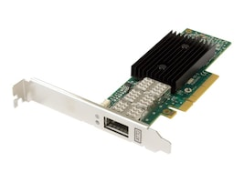 Atto FastFrame 1-Port 40GbE PCIe 3.0 x8 DAC LP NIC, FFRM-NQ41-DA0, 30697785, Network Adapters & NICs