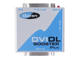 Gefen DVI DL Booster Plus, EXT-DVI-141DLBP, 8317774, Video Extenders & Splitters