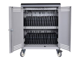Spectrum Industries Connect36 Mobile Device Cart with PowerProdigy, 55423-DBQ, 34208328, Computer Carts