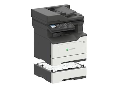 Lexmark MX321adn Multifunction Mono Laser Printer, 36S0620, 35476527, MultiFunction - Laser (monochrome)