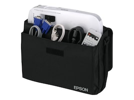 Epson Soft Carrying Case for EX & PowerLite Projector Series, V12H001K63, 26834601, Carrying Cases - Projectors