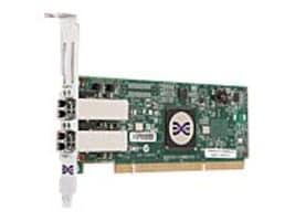 Cisco Emulex LPE 11002 4 Gb Dual Channel FC HBA for UCS C250 M1, C200 M1 & C210 M1 Servers, N2XX-AEPCI03=, 11002968, Host Bus Adapters (HBAs)