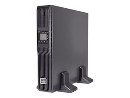 Liebert GXT4 700VA R T Online UPS 120V w  Rackmount Kit, GXT4-700RT120, 18381999, Battery Backup/UPS