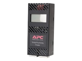 APC LCD Digital Temperature and Humidity Sensor, AP9520TH, 5431740, Environmental Monitoring - Indoor