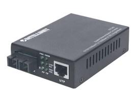 Intellinet Gigabit Media Converter, 507349, 32311823, Network Transceivers