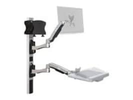 Capsa AX Wall Arm with CPU Holder, 202006K, 35989867, Stands & Mounts - AV