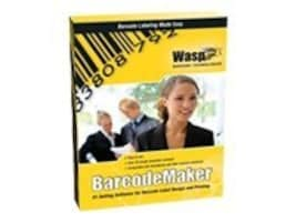 Wasp BarcodeMaker Pro - Single PC user License, 633808105198, 8715465, Software - POS & Bar Coding