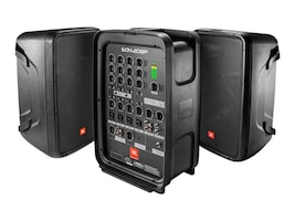 JBL JBL EON208P PORTABLE PA        SPKRPORTABLE 8IN 2WAY PA WITH MIXER, EON208P, 37216411, Public Address (PA) Systems