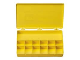 Panduit Empty Plastic Terminal Kit Box, KP-1000, 35143255, Tools & Hardware