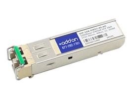 AddOn SFP-1GB-DW57-40-AO Main Image from Left-angle