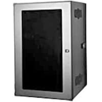 Chatsworth Cube-iT Plus Cabinet Tinted Door Style, 36h x 24w x 24d, Black, 11900-736, 6782390, Racks & Cabinets