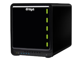 Drobo DRDS4A21-30TB Main Image from Right-angle