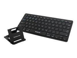 IOGEAR Slim Multi-Link BT Keyboard w  Stand, GKB632B, 30835631, Keyboards & Keypads
