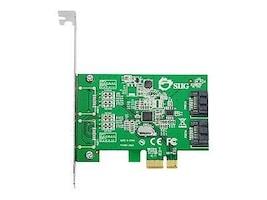 Siig 2-Channel PCI SATA 6Gb s Dual Profile Controller, SC-SA0L11-S1, 13517682, Storage Controllers
