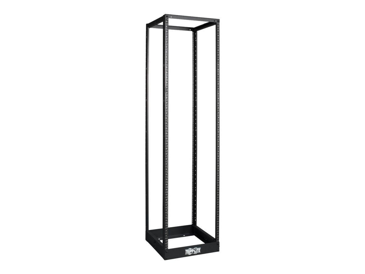 Tripp Lite 4-Post Open Frame Rack Server Cabinet 45U, Instant Rebate - Save $5, SR4POST, 6682487, Racks & Cabinets